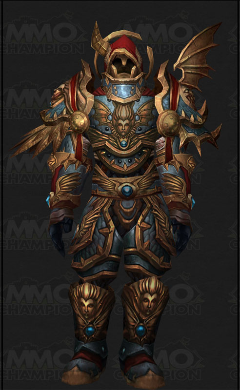 Paladin Season 11 PvP Set