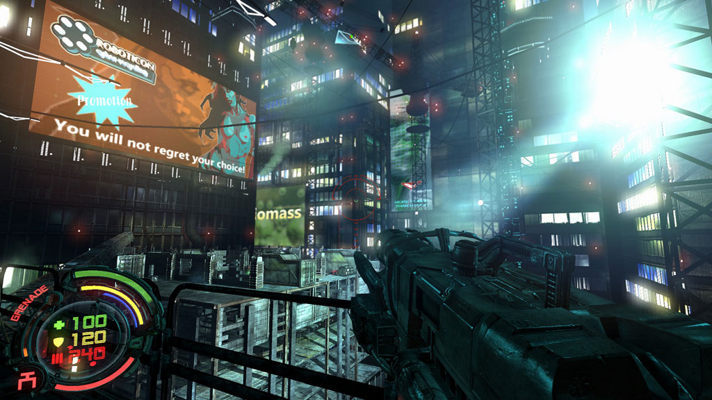 Cyberpunk In An Age