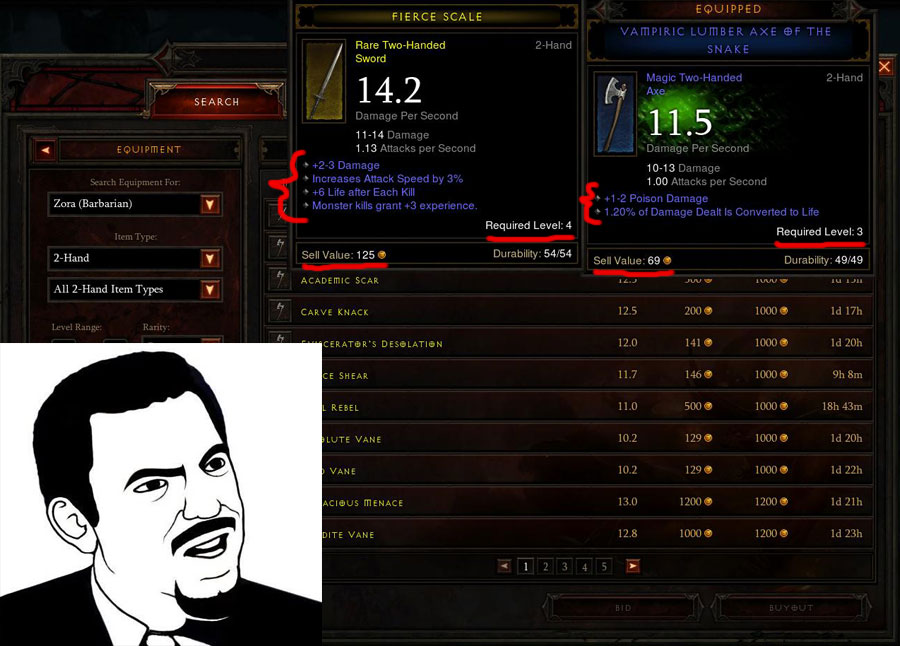 diablo 3 how to use elective mode