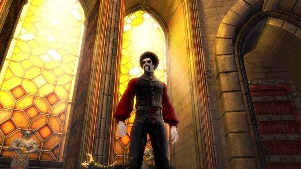 Badass GW2 character, i.e. me