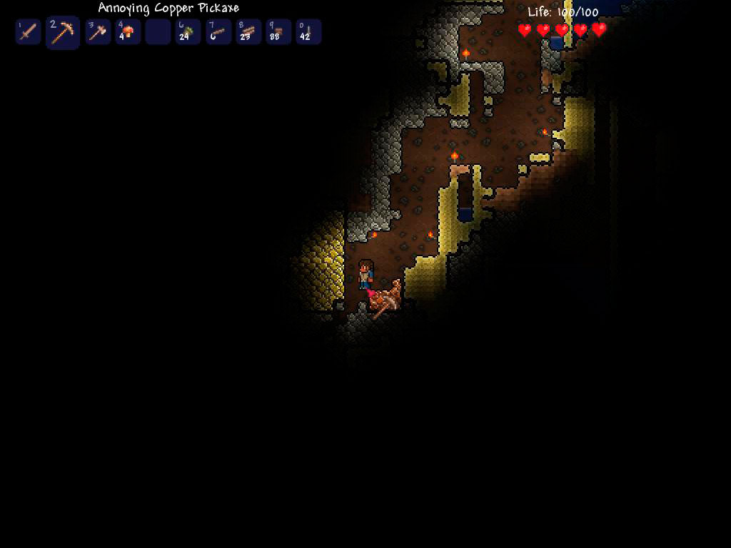 Review: Terraria | In An Age