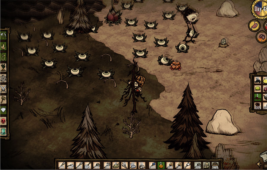 Don T Starve How To Craft Nightmare Fuel