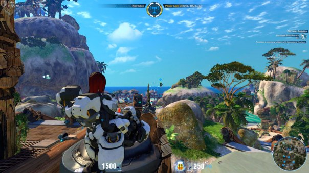 Borderlands 2 with an actual color palate.