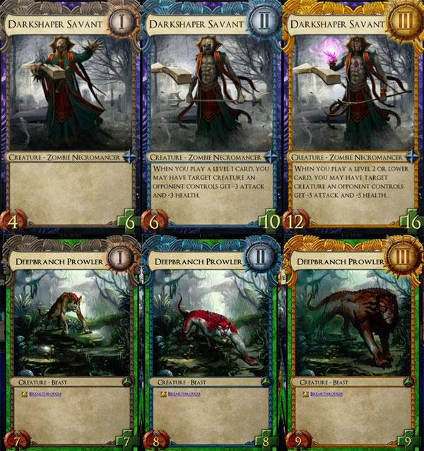 The Darkshaper is by far my favorite card.