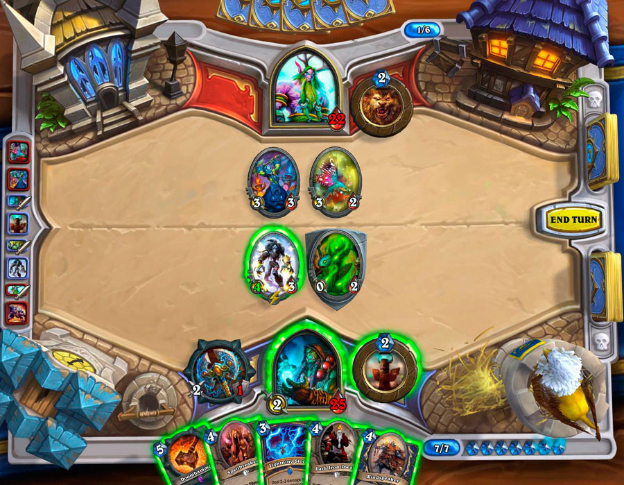 The soon-to-be 6/3 with windfury certainly helps.