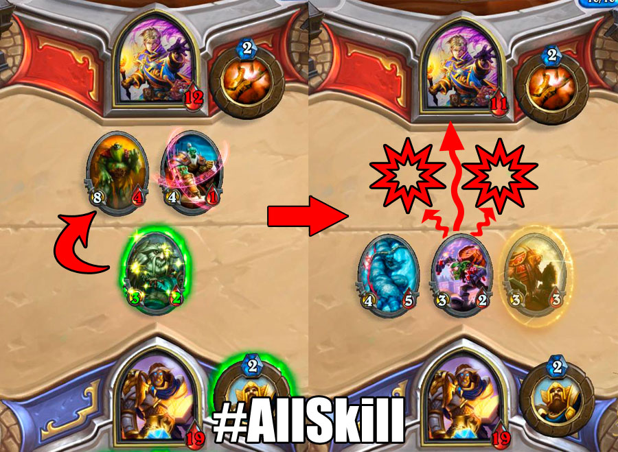 #AllSkill #Outplayed