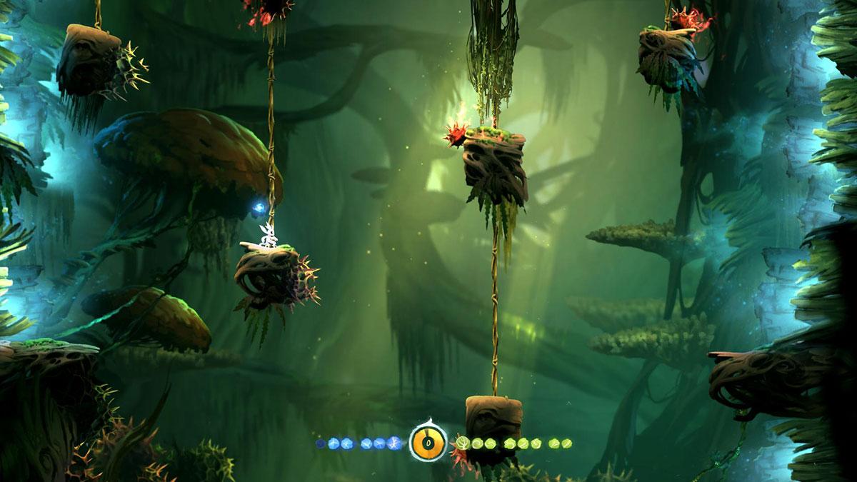 Random gameplay screenshot, or million-dollar painting?
