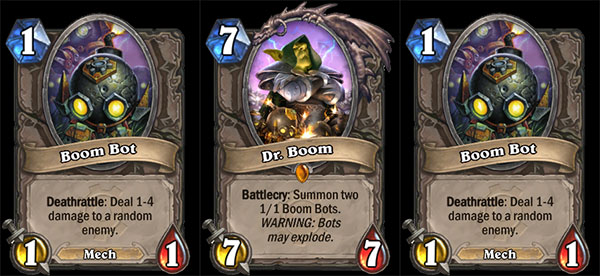 Should I play Dr Boom? Is it turn 7? Then yes.