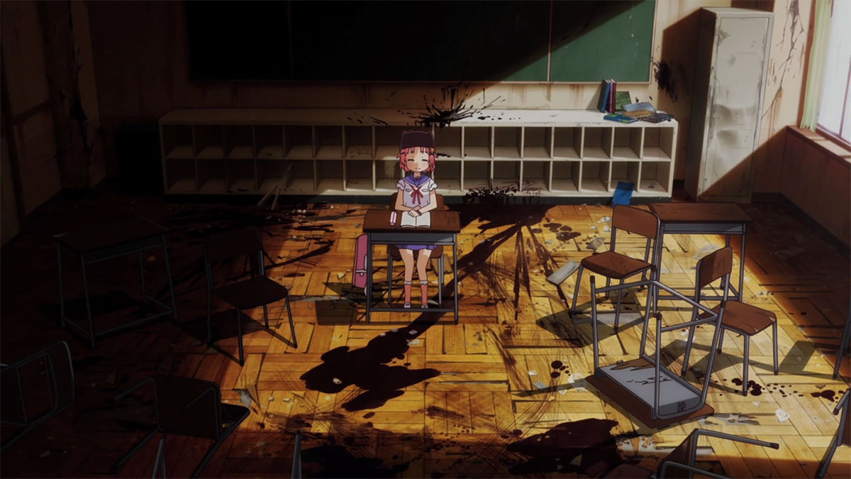 anime reviews mitsudome cross game schoollive in an age