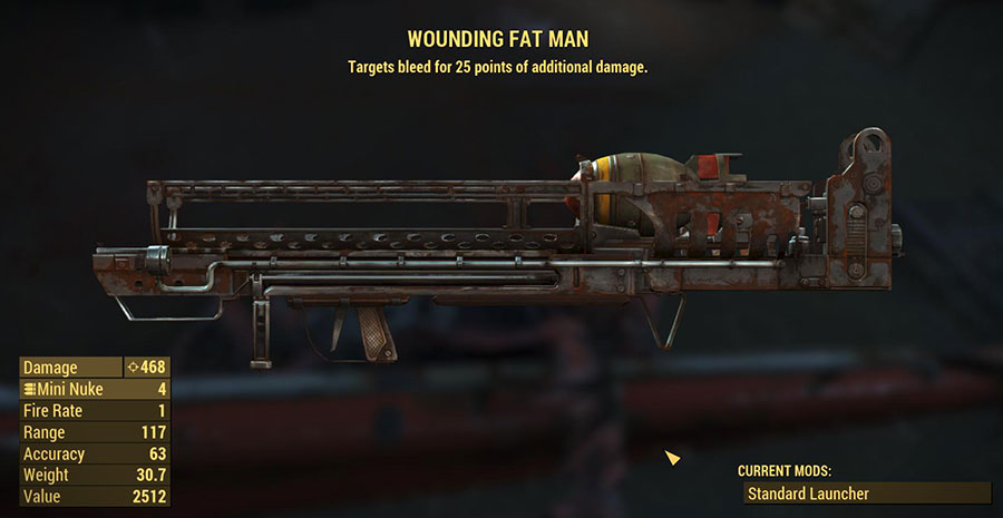 Guess it's better than extra radiation damage.
