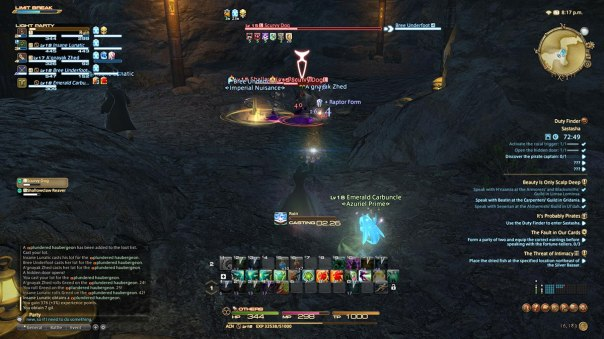 FFXIV Impressions: Dungeons | In An Age