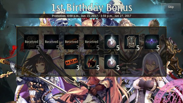 Shadowverse_Bonus