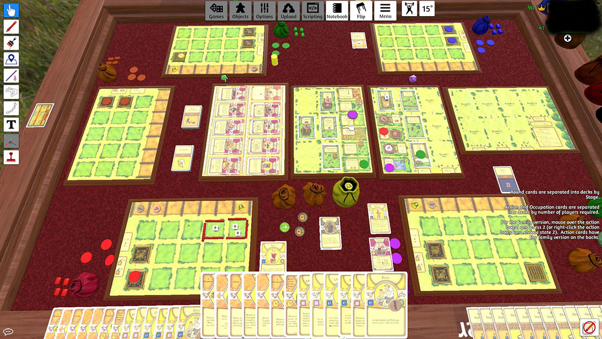 Tabletop-Simulator-Agricola