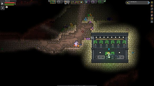 Quick & Dirty Guide to Starbound (Frackin' Universe)   In An Age