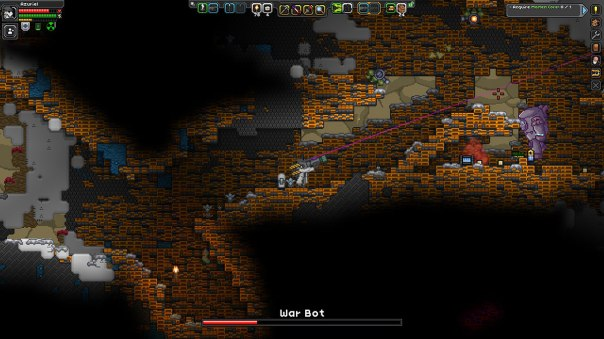 Impression Frackin Universe Starbound Mod In An Age