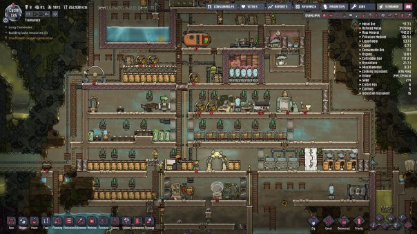 Oxygen Not Included | In An Age